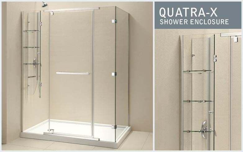 VISTA SHOWER ENCLOSURE