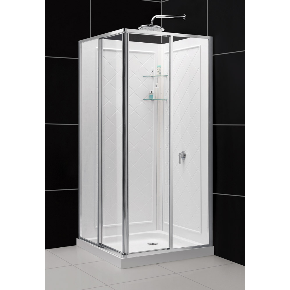 Shower Enclosure Base Backwall Kits