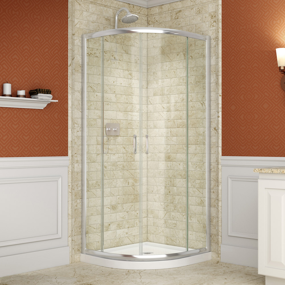 prime - Bathtub Shower Doors