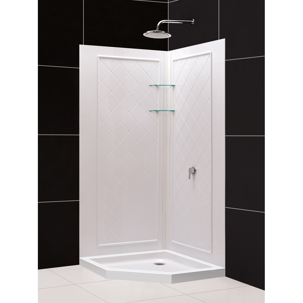 Shower Enclosure Base Amp Backwall Kits