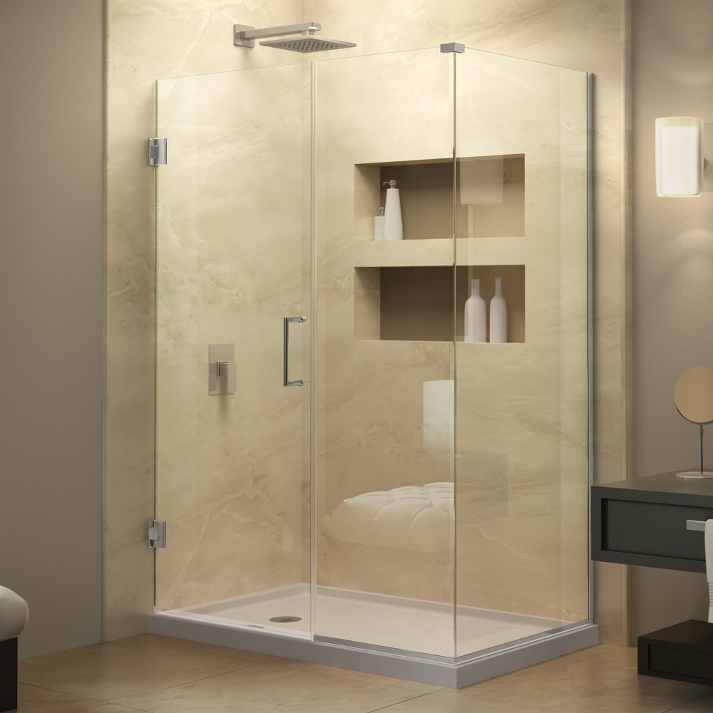 Bon Unidoor Plus. Shower Enclosure