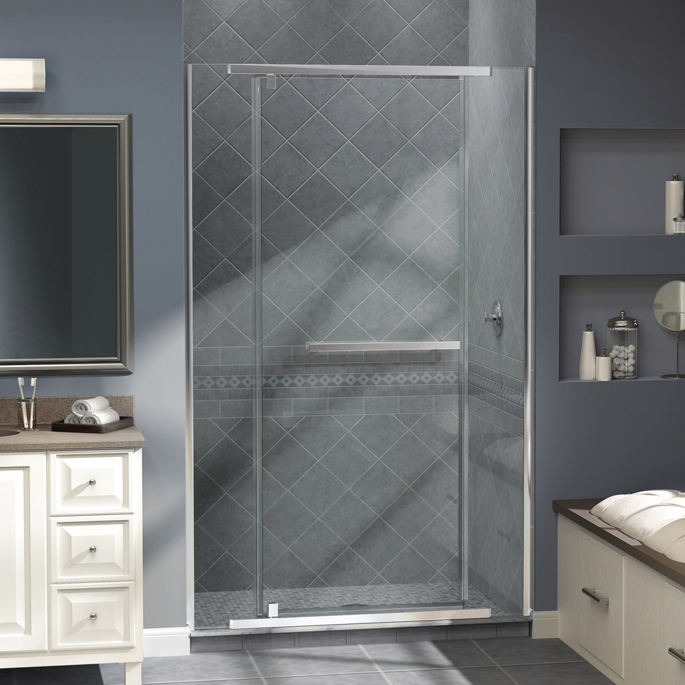 Shower doors sliding shower doors swing shower doors hinged vitreo x dreamline shower doors planetlyrics Image collections