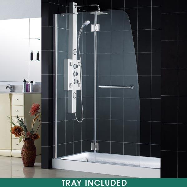 Aqua Plus Shower Door Amp Base Combo