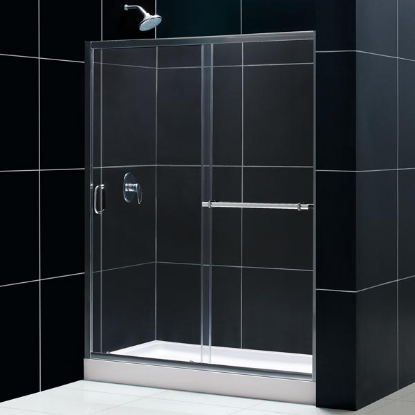 Infinity Plus Sliding Shower Door. Glass Shower Door from DreamLine ...