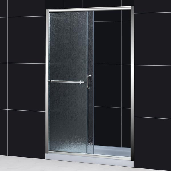 Infinity Plus Sliding Shower Door. Glass Shower Door from DreamLine ...