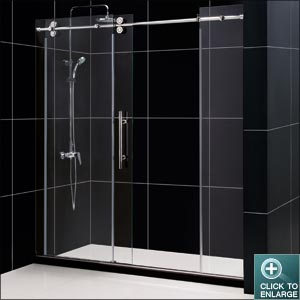 Dreamline Showers Enigma Sliding Shower Door