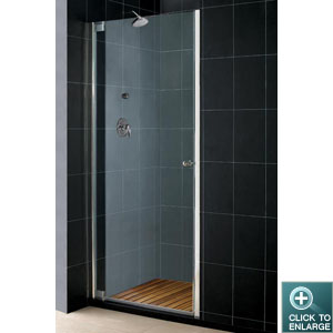 Bathroom Shower Doors on Frameless Shower Enclosures   Frameless Glass Shower   Glass Doors