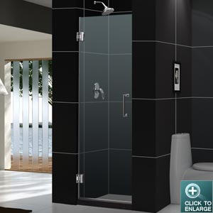 UNIDOOR Shower Door