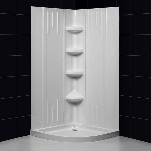 sector shower instructions kit x corner deals angle with hot dreamline enclosure base installation door