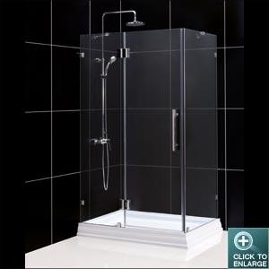 Dreamline Showers Quadlux Shower Enclosure