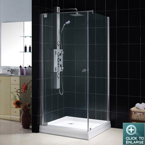 Tetra Shower Enclosure