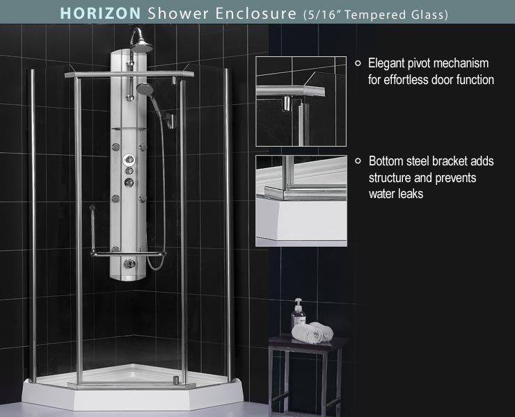 Neolux Shower Enclosure